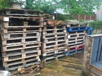 ** ALL GONE NOW** FREE! 50-60 PALLETS NEED GONE ASAP FROM DA17