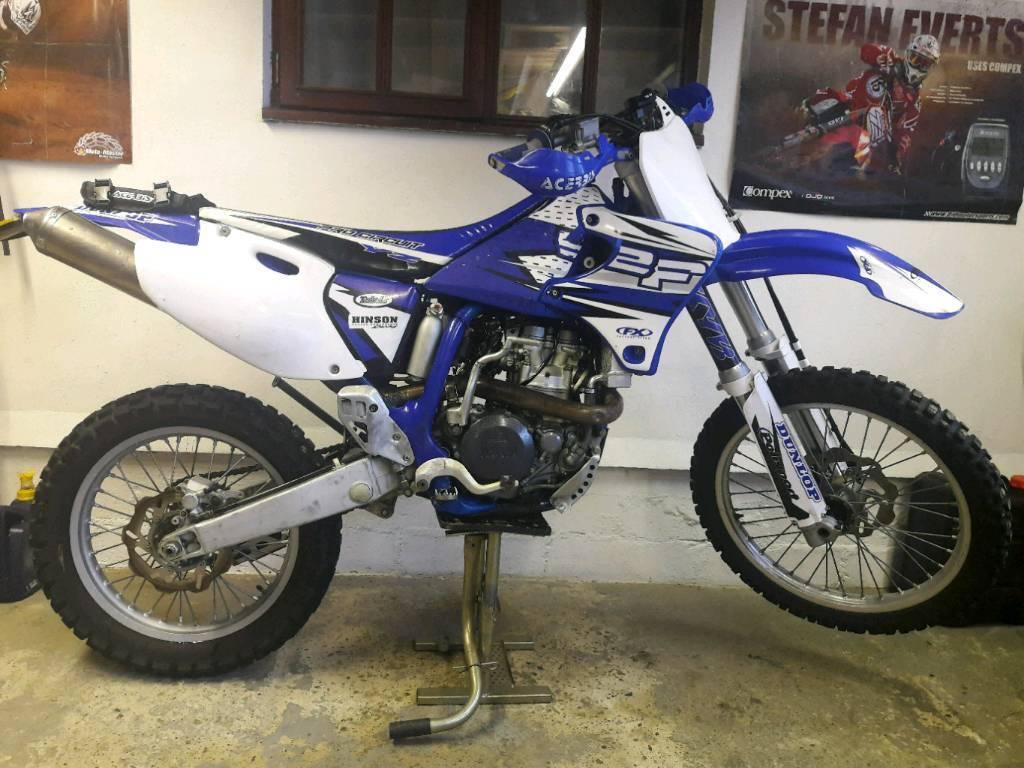 * YAMAHA WR 400 ROAD LEGAL MOTOCROSS ENDURO YZF 450 400F WRF WR400 250 *    in Bungay, Norfolk   Gumtree
