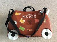 Gruffalo Trunki - children's ride on suitcase/ luggage