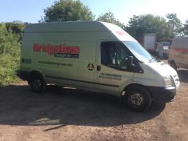 Ford transit trend 2012 62 plate x2