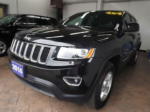 2016 Jeep Grand Cherokee LAREDO 4X4 Kitchener / Waterloo Kitchener Area image 7