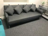 Sofa bed three seater sofa