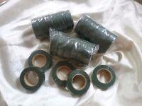 Green florist tape job lot