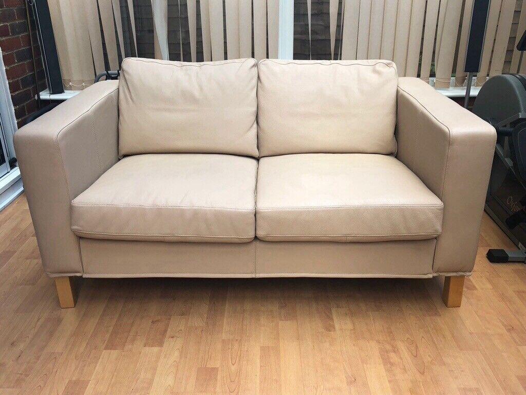Ikea 2 Seater Sofa Beige In Burgess Hill West Sussex Gumtree