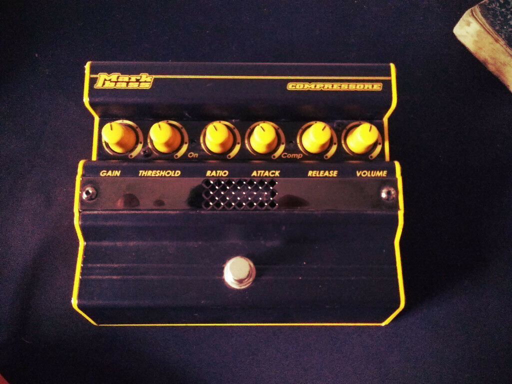 Markbass Compressore - Bass Compressor