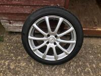 17 alloys 4 by 108 first £100