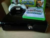 Xbox 360 250gb with skylanders bundle, £50
