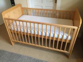 John Lewis 'Alex' Cot Bed