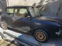 1979 Mini Clubman GT, classic car, lots of performance upgrades