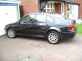 VW BORA HIGHLINE 1.9tdi. TopSpec, excellent condition , low milage.