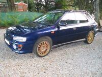 impreza sports wagon non turbo spares or repairs