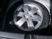 toyota alloy wheels 4x100 pcd