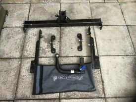 detachable tow bar for vauxhall insignia