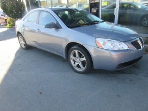 2008 Pontiac G6 AUTO WITH ALLOYS