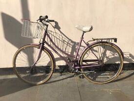 Vintage Raleigh Bicycle - Woman