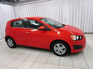 2012 Chevrolet Sonic LT 5DR HATCH. GREAT PRICE !!  WON'T LAST LO
