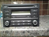 VW T5 Double Din Radio and CD Never Been Used Fit 07 Plate Van £40.00