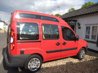 Fiat Doblo camper - Danbury conversion Compact Versatile
