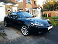 HYUNDAI COUPE 2.0 SIII 2007 AUTOMATIC LPG RED LEATHER RARE SPORTS CAR MINT CONDITION