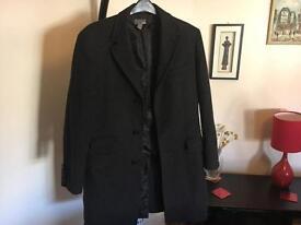 H&M three quarter length coat.