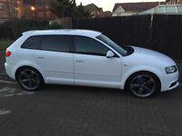Audi A3 Black Edition 2.0 Tdi