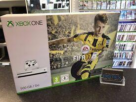 Xbox One S 500GB Sealed Brand New Fifa 17