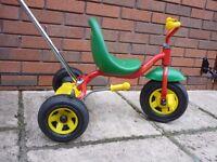 Boys or Girls Kettler Trike / Tricycle