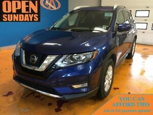 2018 Nissan Rogue SV!  PANO SUNROOF / BACK-UP CAM / HEATED SEATS
