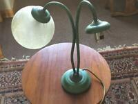 Retro Art Deco lamp