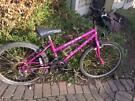 """Girls Mountain bike 24"""" wheels spares repair"""