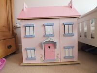 Beautiful Le Toy Van Almond Blossom Dolls house