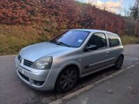 RenaultSport Clio 182 meticulously maintained by enthusiast - belts and dephaser done