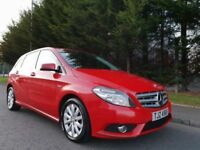 MARCH 2012 Mercedes-Benz B Class 1.8 B180 CDI BlueEFFICIENCY SE (s/s) STUNNING EXAMPLE £20 ROAD TAX