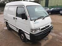 Daihatsu hi jet 1.3 efi petrol manual x Reg 60k miles 1 owner from new mot Nov 17