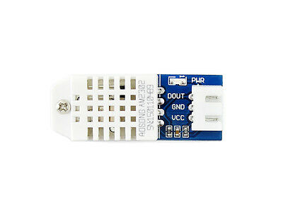 Am2302 Dht22 Calibrated Digital Temperature And Humidity Sensor