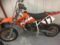 2004 ktm50 pro senior