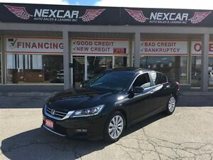 2013 Honda Accord EX-L AUT0 LEATHER SUNROOF 99K