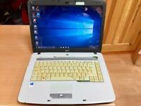 Acer HD 2GB Ram Laptop 160GB,Window10,Microsoft office,ready to use