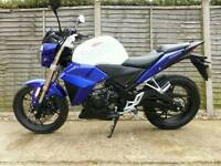 Wk 250cc 1500miles 65plate not a mark