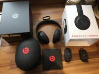 Beats Studio Wireless Headphones Matte Black