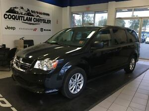 2015 Dodge Grand Caravan SXT plus Tri Zone Entertainment Alloy