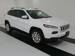2016 Jeep Cherokee Limited *LOW LOW KMS*