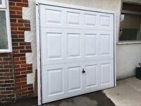 Garage door (canopy type) excellent condition