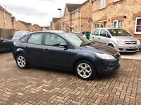 FORD FOCUS 1.6 SPORT, FULL SERVICE HISTORY, SAT NAV, BLUETOOTH, 1 KEEPER, AUX, HPI CLEAR