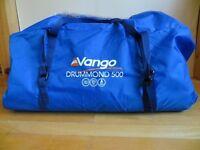 Tent Vango Drummond 500 tent for 5 people
