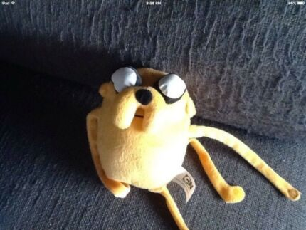 Adventure Time soft toy