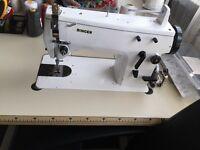 SINGER 20u industrial zig zag sewing machine