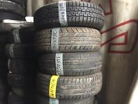 "Part worn tyres 13"", 14"", 165 80 13, 175 65 14, 165 65 13, 165 70 14 etc"