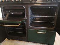 Stoves Newhome 100cm Dualfuel Range cooker