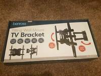 Tv wall bracket 17-55""